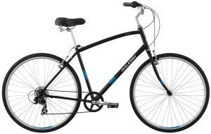 Raleigh 16 Detour 1 M Black