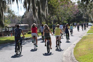 West Orange Trail - Charity Bike Ride